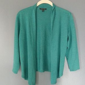 Eileen fisher 3/4 sleeve cardigan